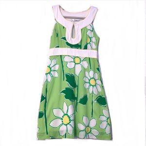 Lilly Pulitzer vintage Fresh Air dress Sz 4 Z-77